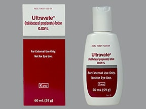 Ultravate 0.05 % lotion