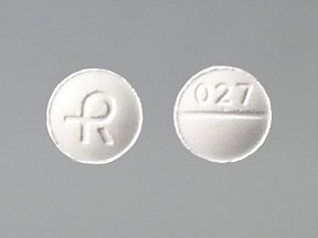 alprazolam 0.25 mg tablet