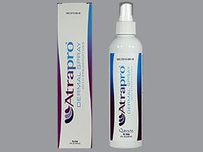 Atrapro Dermal Spray 0.003 %-0.004 % topical spray