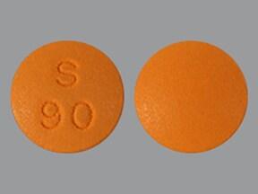 Sennalax-S 8.6 mg-50 mg tablet