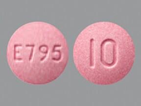 oxymorphone 10 mg tablet