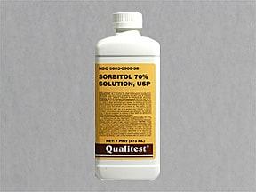 sorbitol 70 % solution