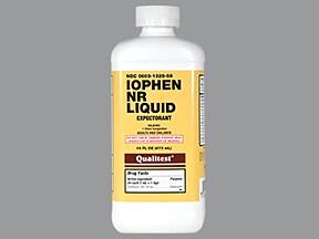 Iophen-NR 100 mg/5 mL oral liquid