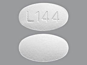 losartan 100 mg-hydrochlorothiazide 12.5 mg tablet