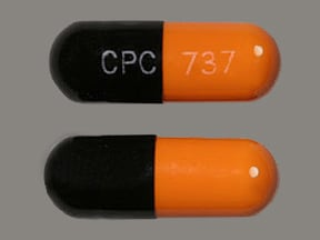 V-C Forte 1 mg capsule