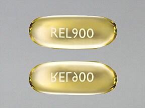 Lovaza 1 gram capsule
