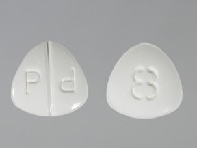 hydromorphone 8 mg tablet