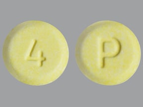 Dilaudid 4 mg tablet