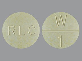 Westhroid 65 mg tablet