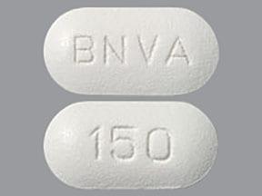 Boniva 150 mg tablet