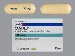 Tamiflu 30 mg capsule