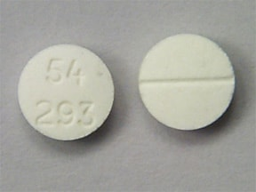 leucovorin calcium 5 mg tablet