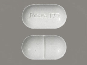 Respa-AR 8 mg-90 mg-0.24 mg tablet,extended release