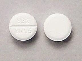 benztropine 0.5 mg tablet