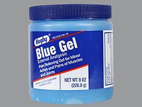 Blue Gel 2 % topical