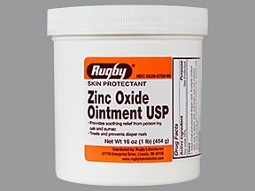 zinc oxide 20 % topical ointment