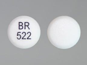 Aplenzin 522 mg tablet,extended release