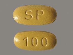 Vimpat 100 mg tablet