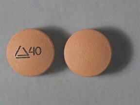 Altoprev 40 mg tablet,extended release