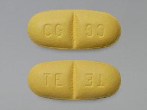 Trileptal 300 mg tablet