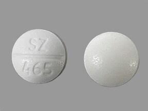 nadolol 20 mg tablet