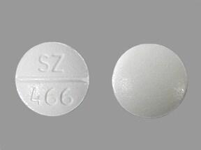nadolol 40 mg tablet