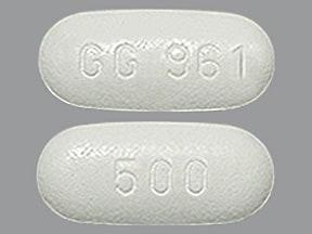 amoxicillin 500 mg tablet