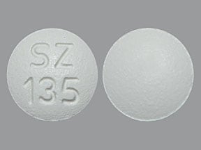 donepezil 5 mg tablet