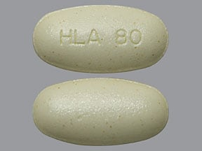 atorvastatin 80 mg tablet