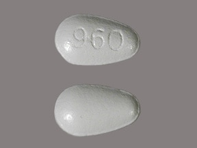 Cozaar 100 mg tablet