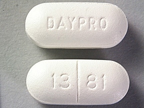 Daypro 600 mg tablet