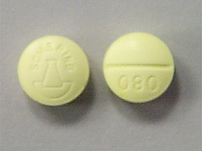 Chlor-Trimeton 4 mg tablet