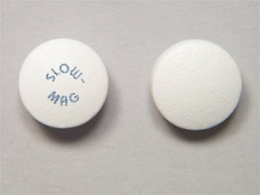 Slow-Mag 71.5 mg tablet,delayed release