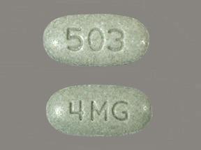 Intuniv ER 4 mg tablet,extended release