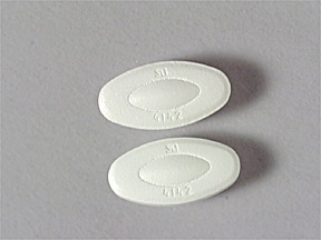 Coreg 25 mg tablet