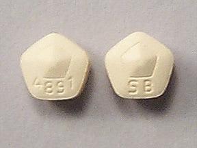 Requip 0.5 mg tablet