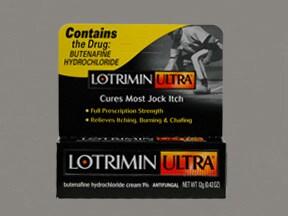 Lotrimin Ultra 1 % topical cream