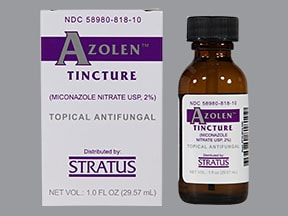 Azolen Tincture 2 % topical
