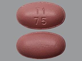 carbidopa 18.75 mg-levodopa 75 mg-entacapone 200 mg tablet
