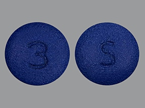 eszopiclone 3 mg tablet