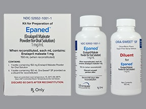 Epaned 1 mg/mL oral powder for solution