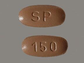 Vimpat 150 mg tablet