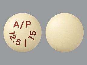 alogliptin 12.5 mg-pioglitazone 15 mg tablet