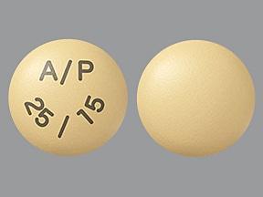 Oseni 25 mg-15 mg tablet