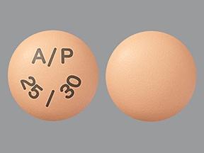 Oseni 25 mg-30 mg tablet
