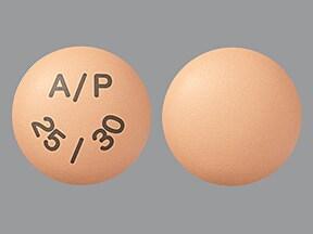alogliptin 25 mg-pioglitazone 30 mg tablet