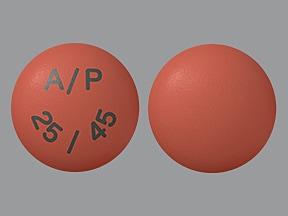 Oseni 25 mg-45 mg tablet