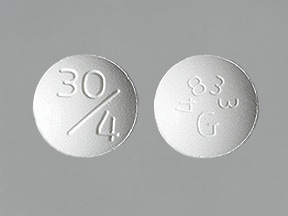 DUETACT 30 mg-4 mg tablet