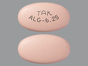 Nesina 6.25 mg tablet