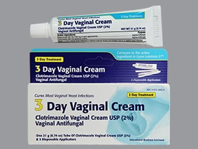 3-Day Vaginal 2 % cream
